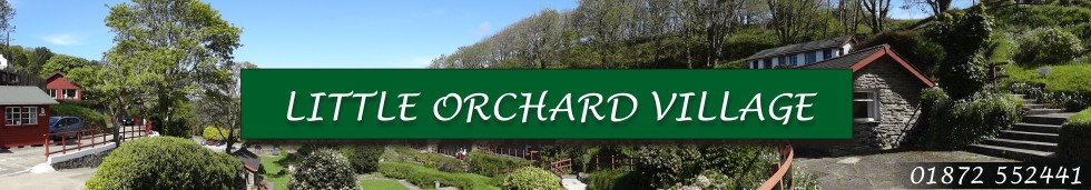 little orchard village self catering chalets